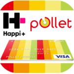 「ポレット(Pollet)」にハピタスポイントをチャージでさらに上乗せ還元!